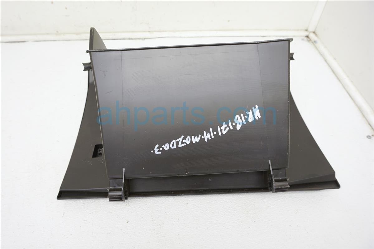 2014 Mazda Mazda 3 Glove Compartment Box Black BHN1 64 030C 02 Replacement