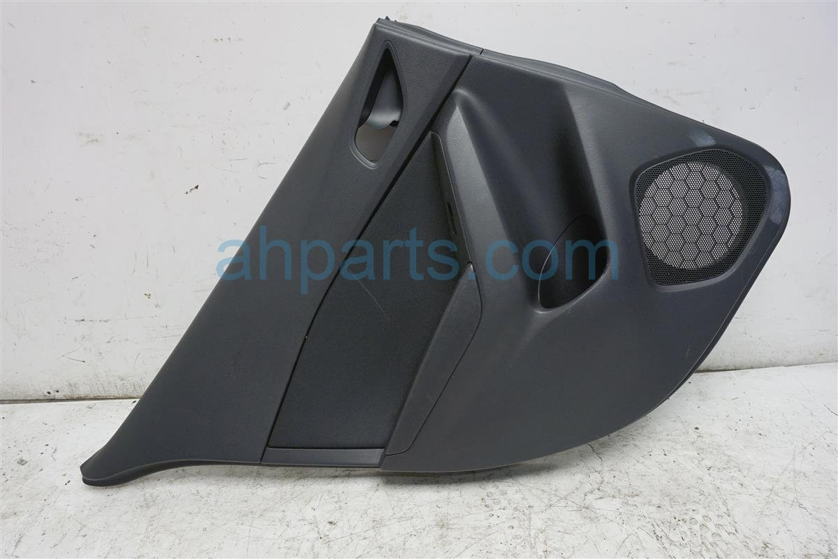 2014 Mazda Mazda 3 Rear Driver Door Panel (trim Liner) Black BJS7 68 550E 02 Replacement