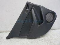 $75 Mazda RR/L DOOR PANEL (TRIM LINER) BLACK