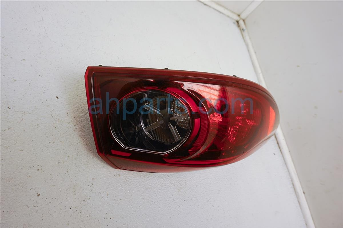 2014 Mazda Mazda 3 Rear Driver Tail Lamp   Light On Body BHN1 51 160B Replacement