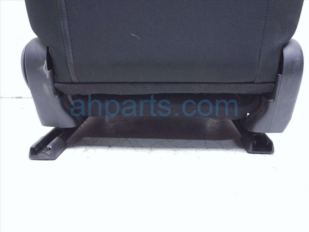 2014 Mazda Mazda 3 Front Driver Seat Black Cloth Replacement