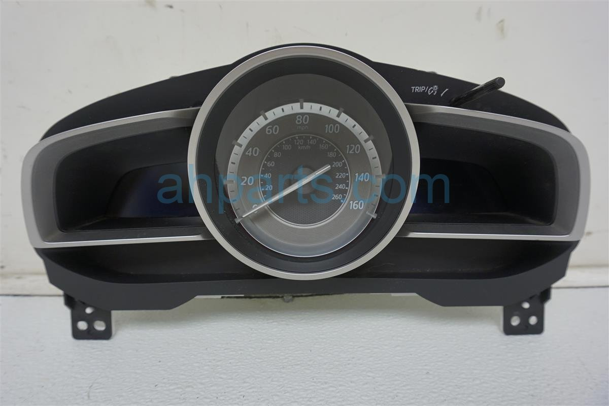 2014 Mazda Mazda 3 Gauge Speedometer Instrument Cluster 93k BHR1 55 430 Replacement