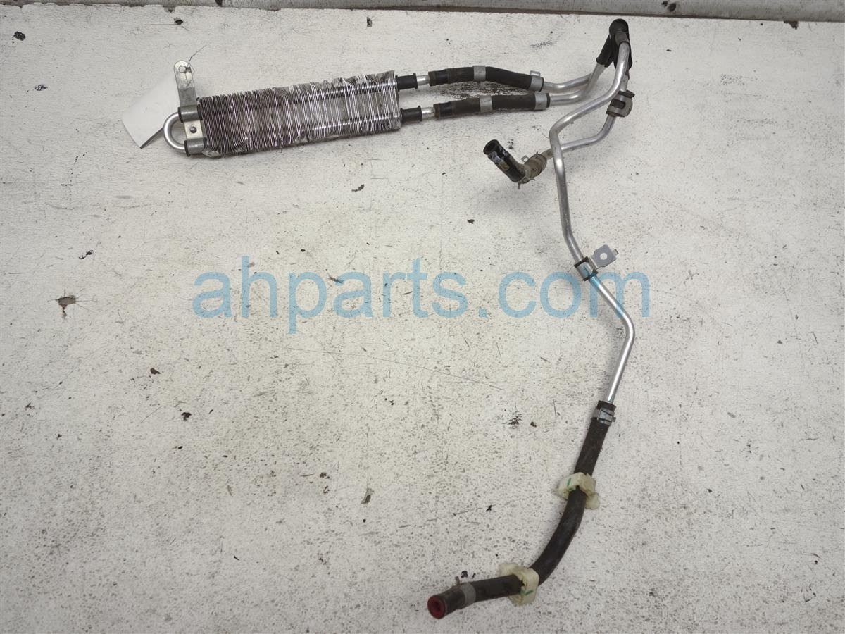2012 Nissan GT R Power Steering Oil Cooler & Lines 49790 JF00A Replacement