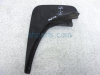 $10 Nissan RR/RH MUD GUARD/FLAP, BLACK