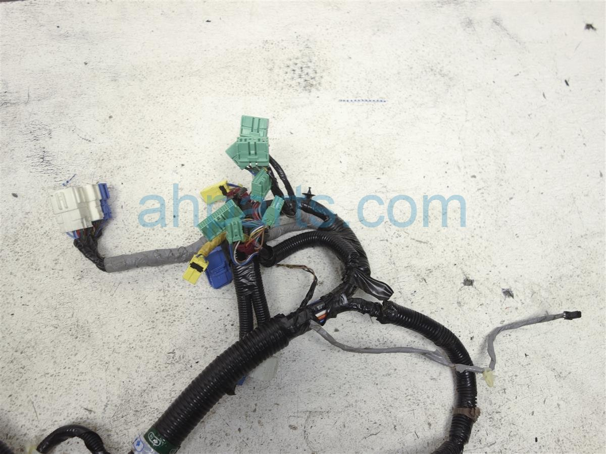 2010 Honda Civic Dash Wire Harness 32117 SNA A44 Replacement