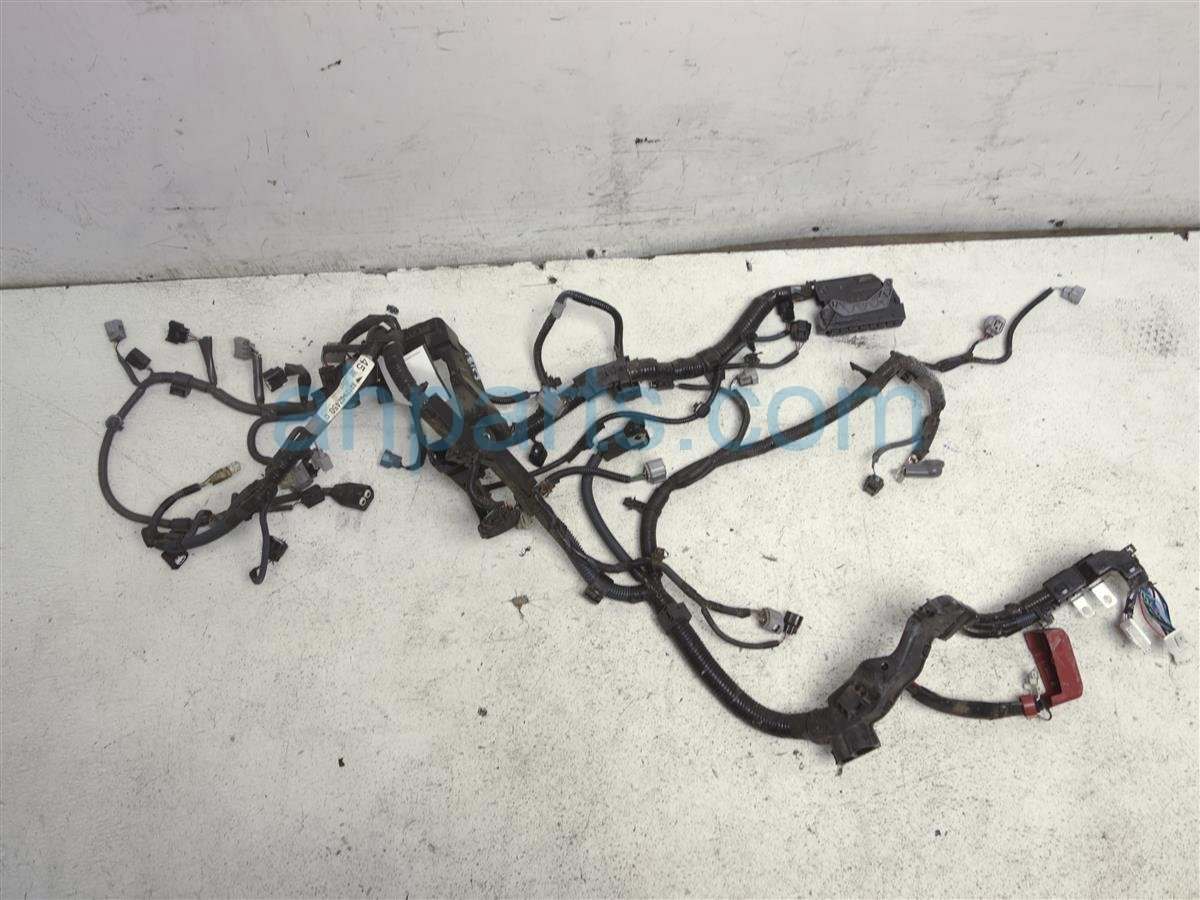 2015 Toyota Corolla Eco  Le  Engine Wire Harness 82121