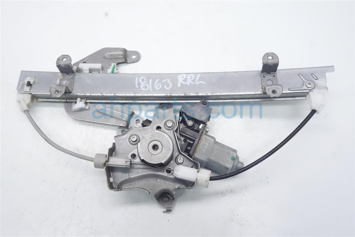 2015 Roguenew Rear Driver Window Regulator + Motor 82721 JM00A Replacement