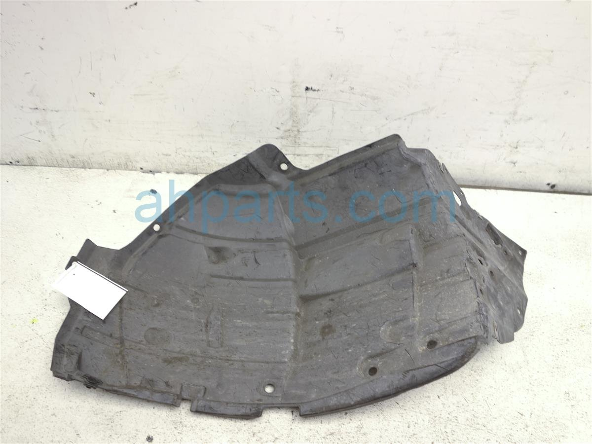 2004 Infiniti G35 Front Driver Fender Liner (front Half) 63845 AM800 Replacement