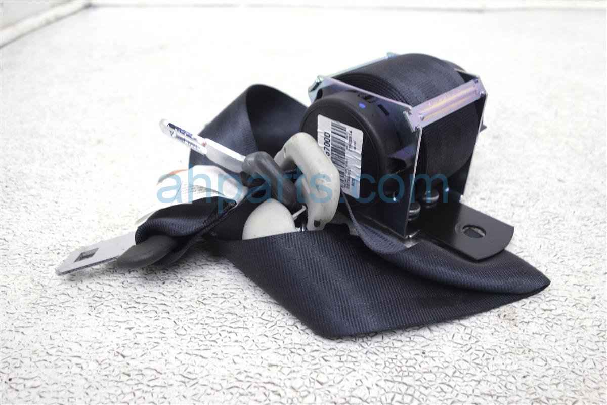 2014 Nissan Cube Rear Rr/mid Seat Belt  black 88854 1FC1C Replacement