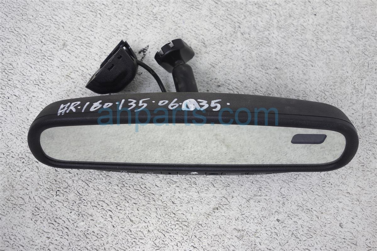 2006 Infiniti M35 Interior / Inside Rear View Mirror 96321 CR911 Replacement