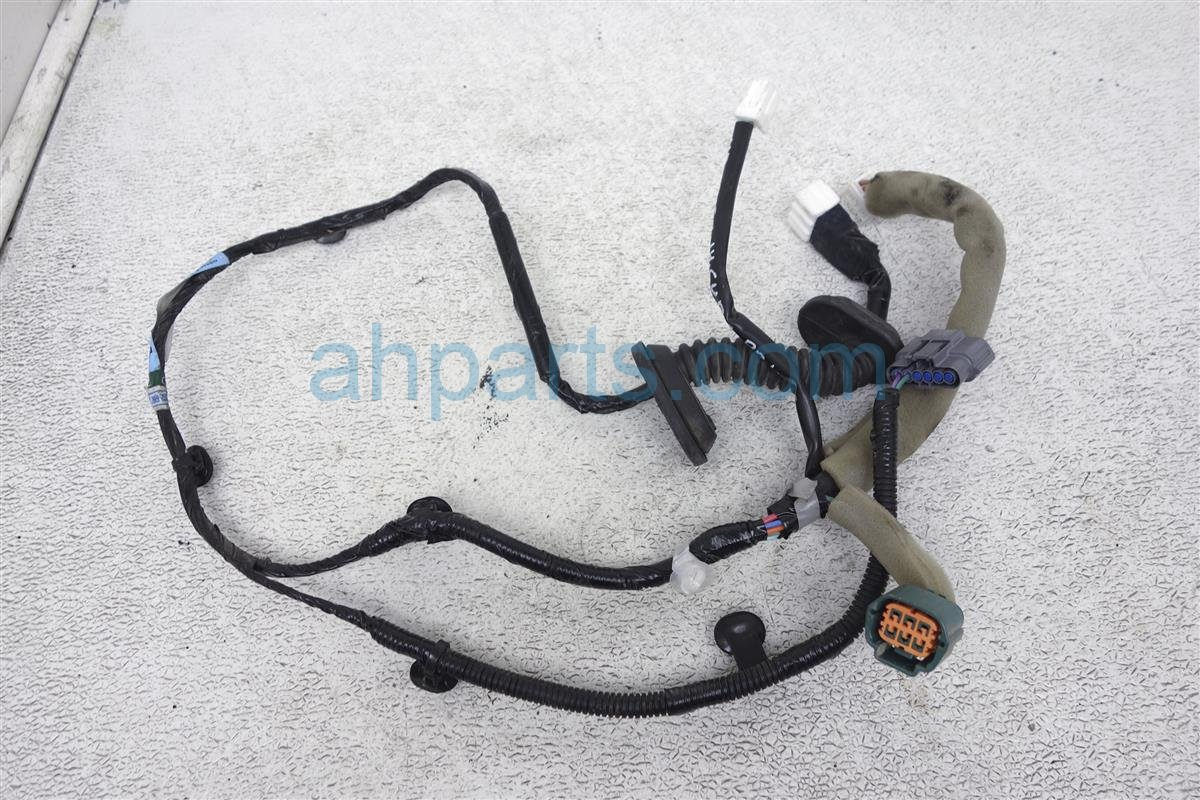 2014 Nissan Cube Rear Driver Door Harness Assembly 24127 1FC0A Replacement