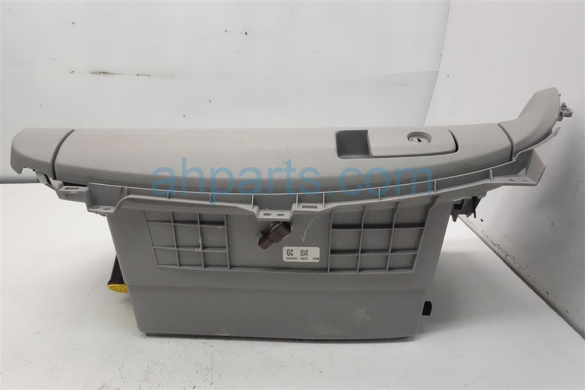 2016 Acura ILX Glove Compartment Box Gray 77510 TX6 A12ZD Replacement