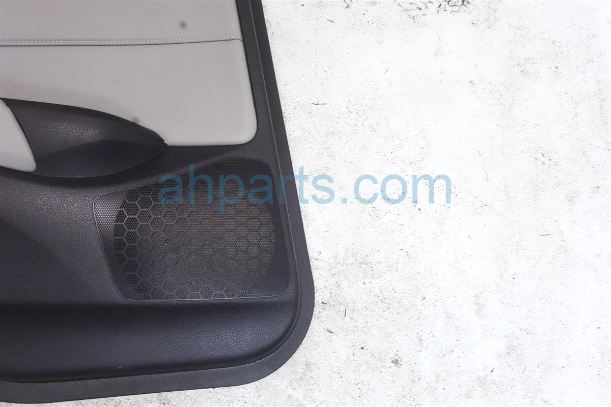 2016 Acura ILX Rear Driver Door Panel (trim Liner) Gray 83751 TV9 A31ZB Replacement