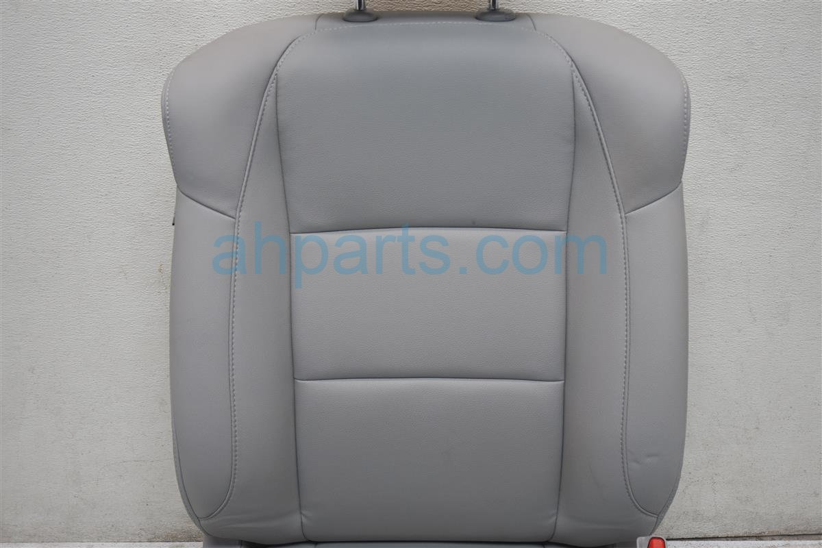 2016 Acura ILX Front Passenger Seat Gray Replacement