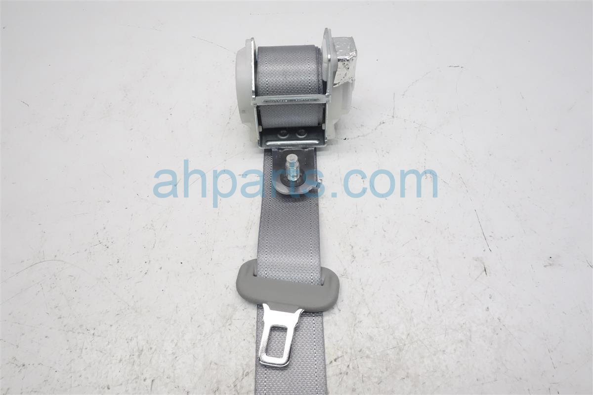 2016 Acura ILX Rear Mid Seat Belt Gray 04828 TX6 A01ZD Replacement