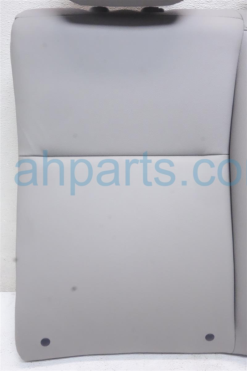 2016 Acura ILX Back (2nd Row) Rear Seat Top Portion Gray 82121 TX6 A41ZB Replacement