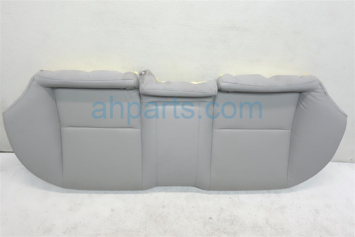 2016 Acura ILX Back (2nd Row) Rear Seat Bottom Portion Gray 82131 TX6 A41ZB Replacement