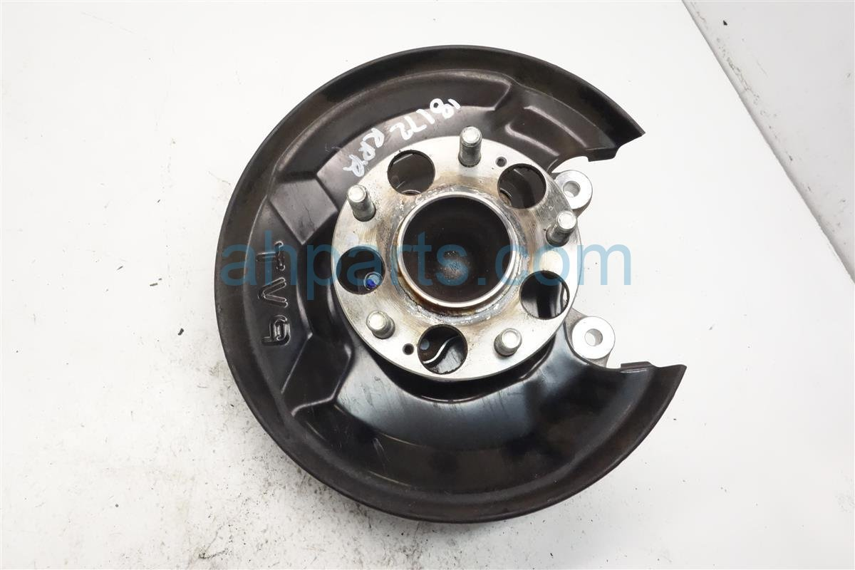 2016 Acura ILX Axle Stub Rear Passenger Spindle Knuckle   52210 TV9 A03 Replacement