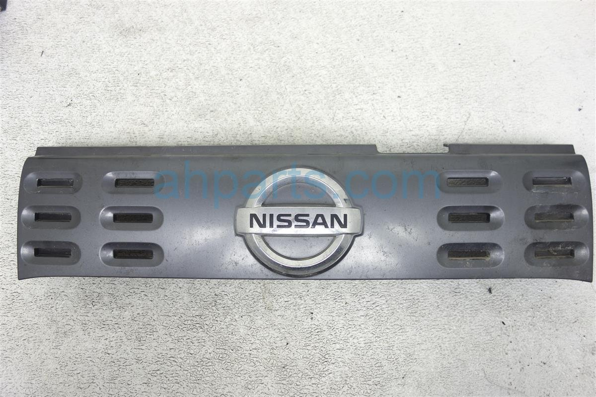 2014 Nissan Cube Front Grille Assembly  blue 62070 1FA0A Replacement