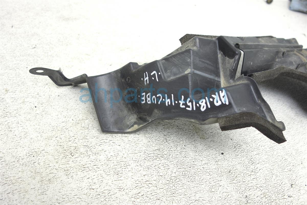 2014 Nissan Cube Front Driver Air Guide 62823 1FC0A Replacement