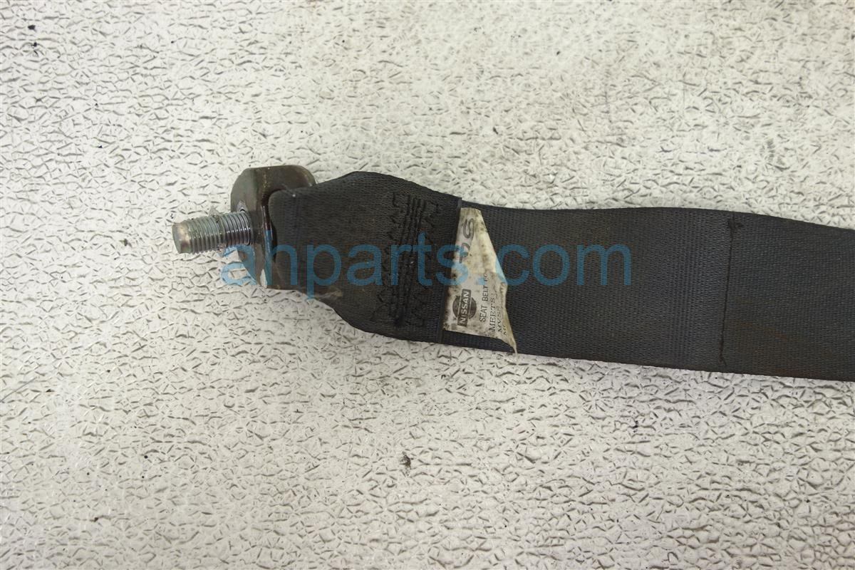 2006 Infiniti M35 Rear Passenger Seat Belt Black 88844 EH101 Replacement