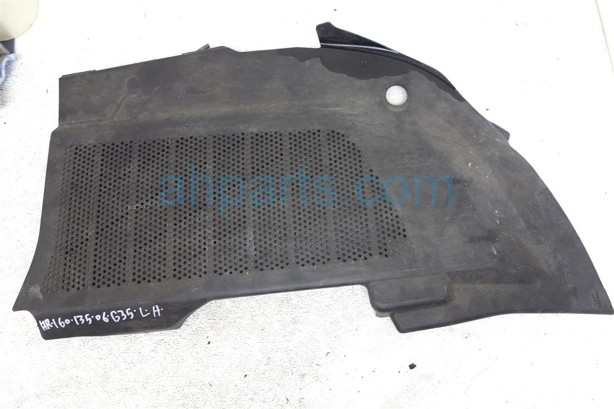 2006 Infiniti M35 Driver Strut Cover 66825 EG000 Replacement