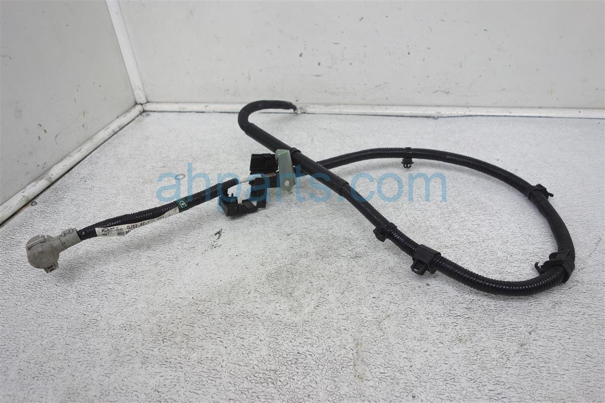 2014 Mazda Mazda 6 Battery Earth Cable GJS2 67 070 Replacement