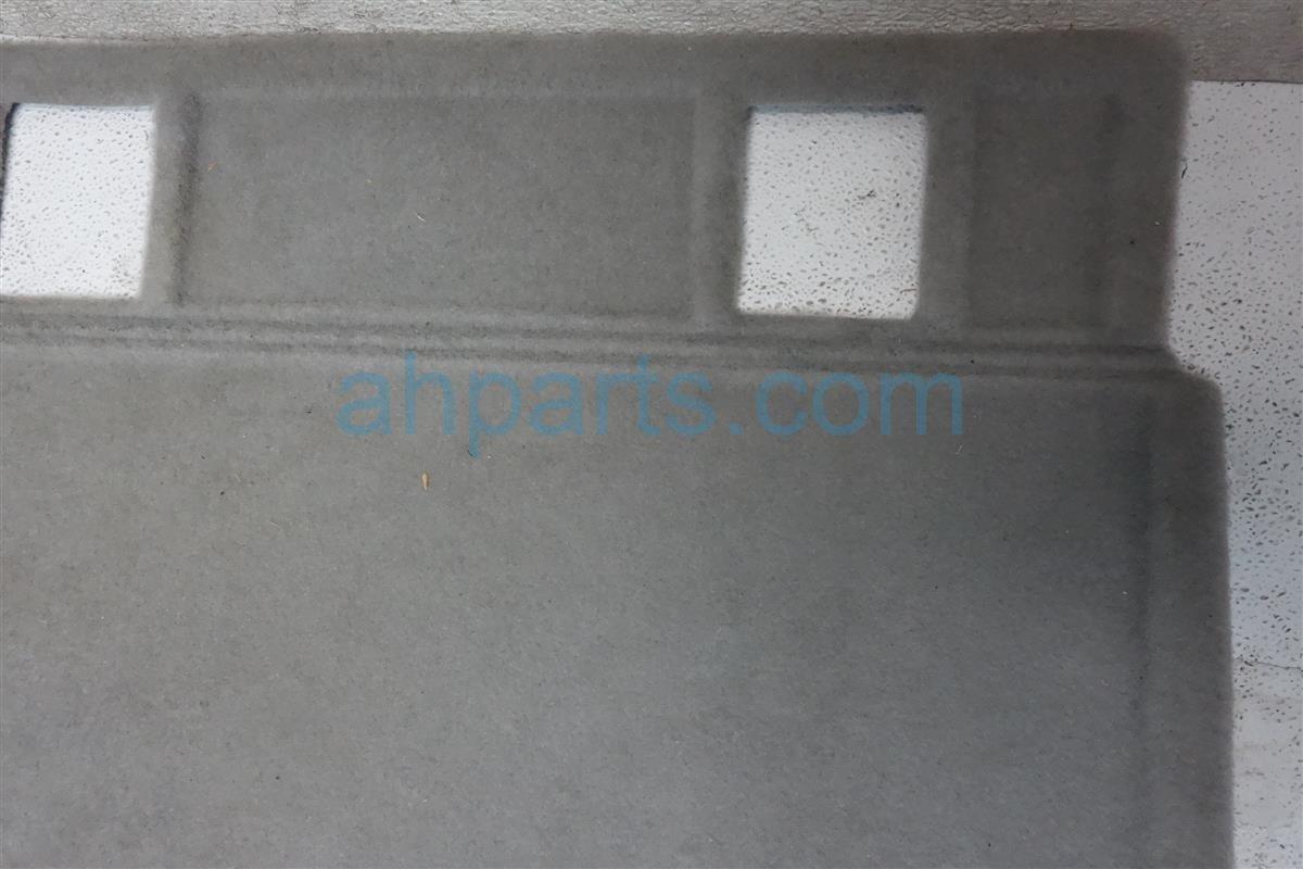 2015 Roguenew Trunk Floor Carpet Gray Replacement