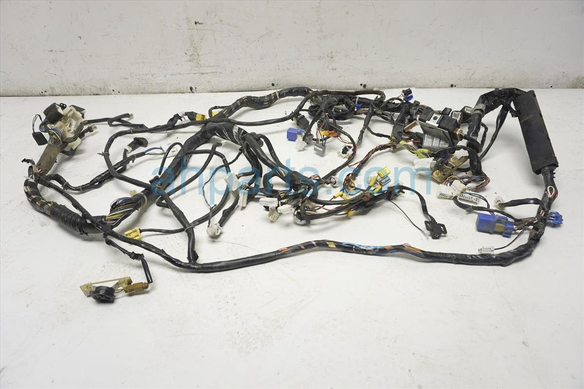 2002 nissan frontier main body wire harness 24010 8z663. Black Bedroom Furniture Sets. Home Design Ideas