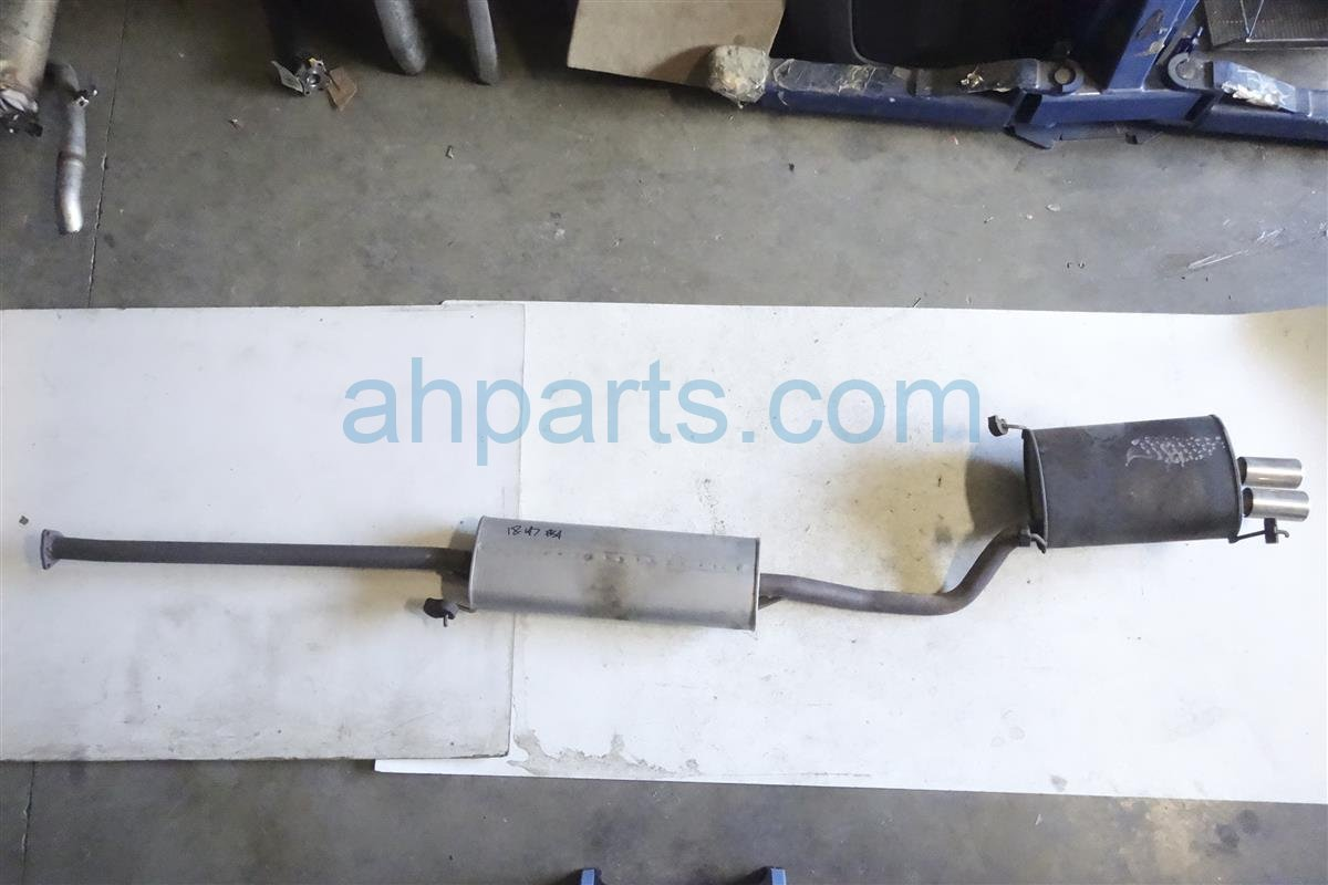 2001 Acura MDX Exhaust Muffler Assy 18030 S3V A02 Replacement