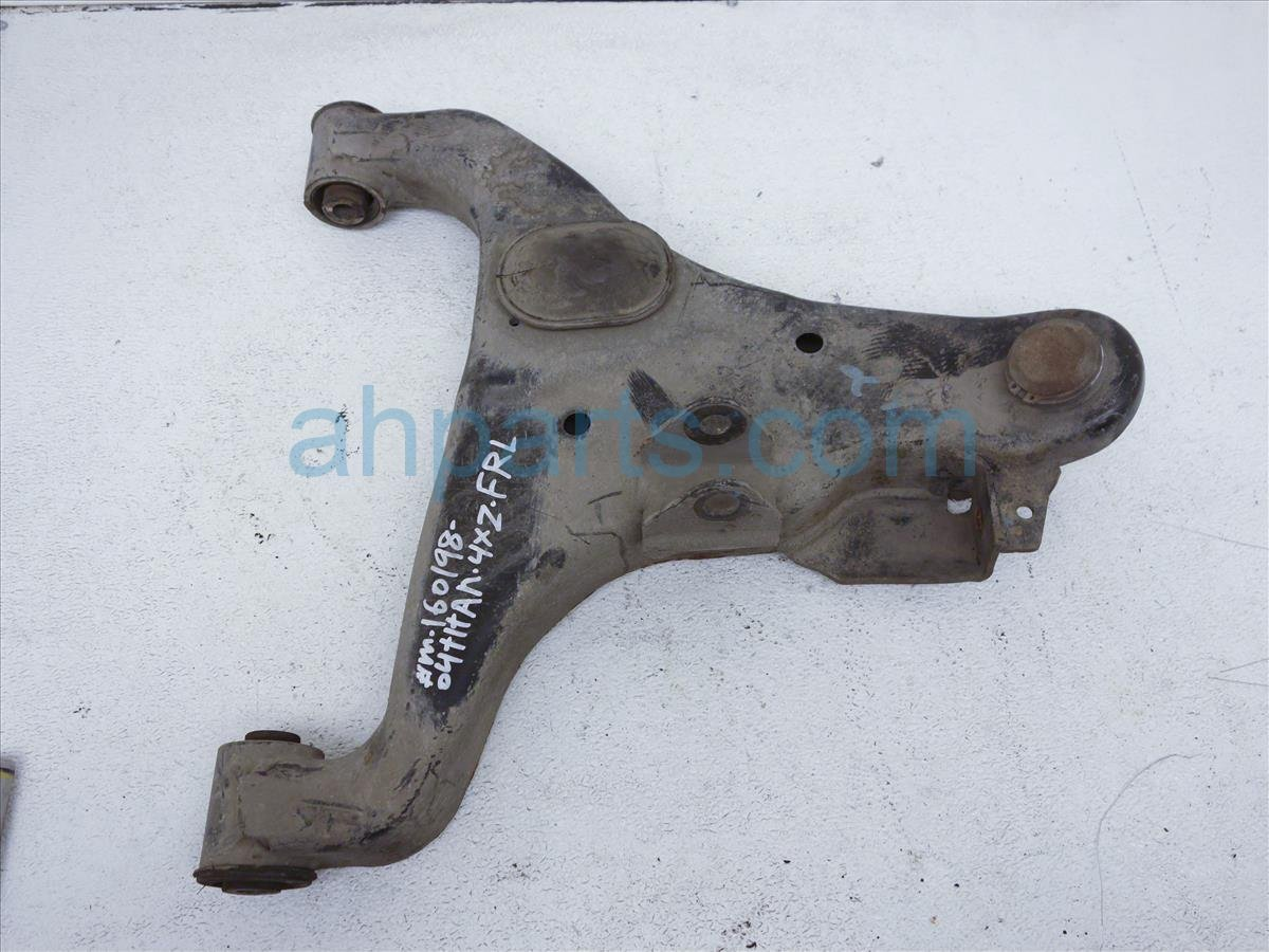 2004 Nissan Titan Front Driver Lower Control Arm 54501 7S002 Replacement