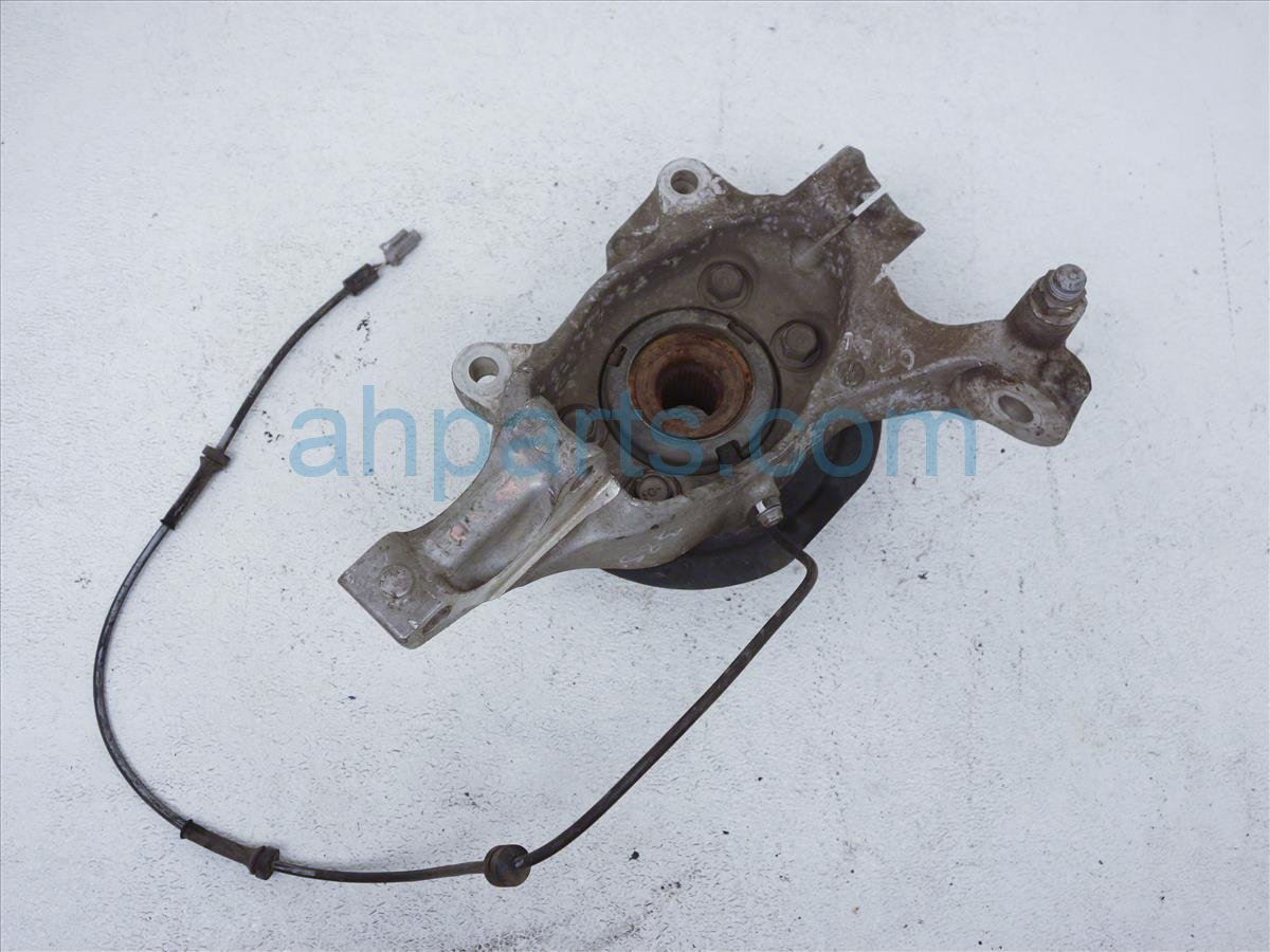 2013 Nissan Altima Spindle / / Front Driver Knuckle & Hub Assembly 40015 JA00A Replacement