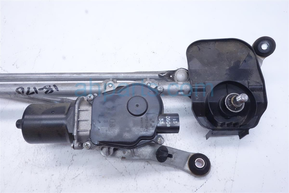 2015 Infiniti Q50 Front Arms Windshield Wiper Motor Assy 28800 4GF0A Replacement