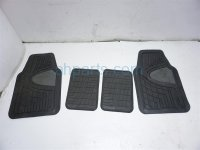 $30 Nissan ALL WEATHER FLOOR MATS, AFTERMARKET