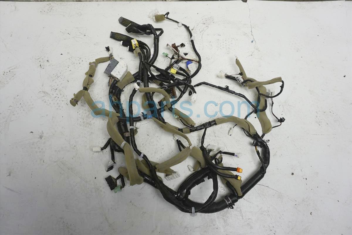 2013 Nissan Altima Main Body Wire Harness 24010 3TA0A Replacement