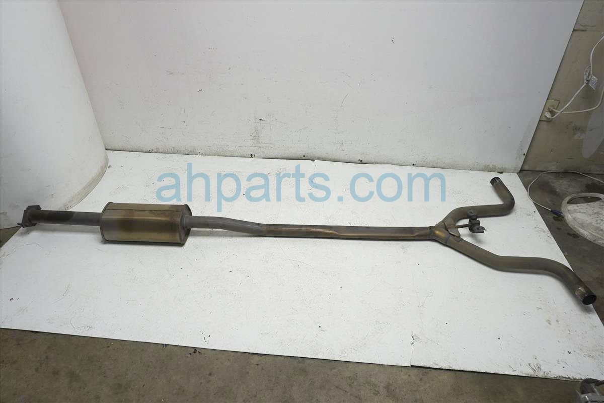 2013 Nissan Altima Exhaust Mid Pipe To Split 20300 3TA0A Replacement