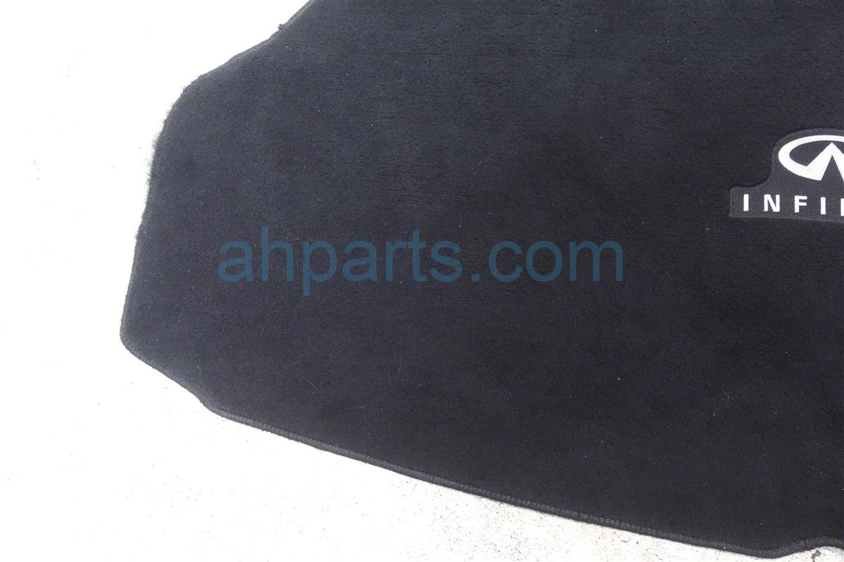 2015 Infiniti Q50 Trunk Floor Carpet W/ Logo 999E3 J2001 Replacement
