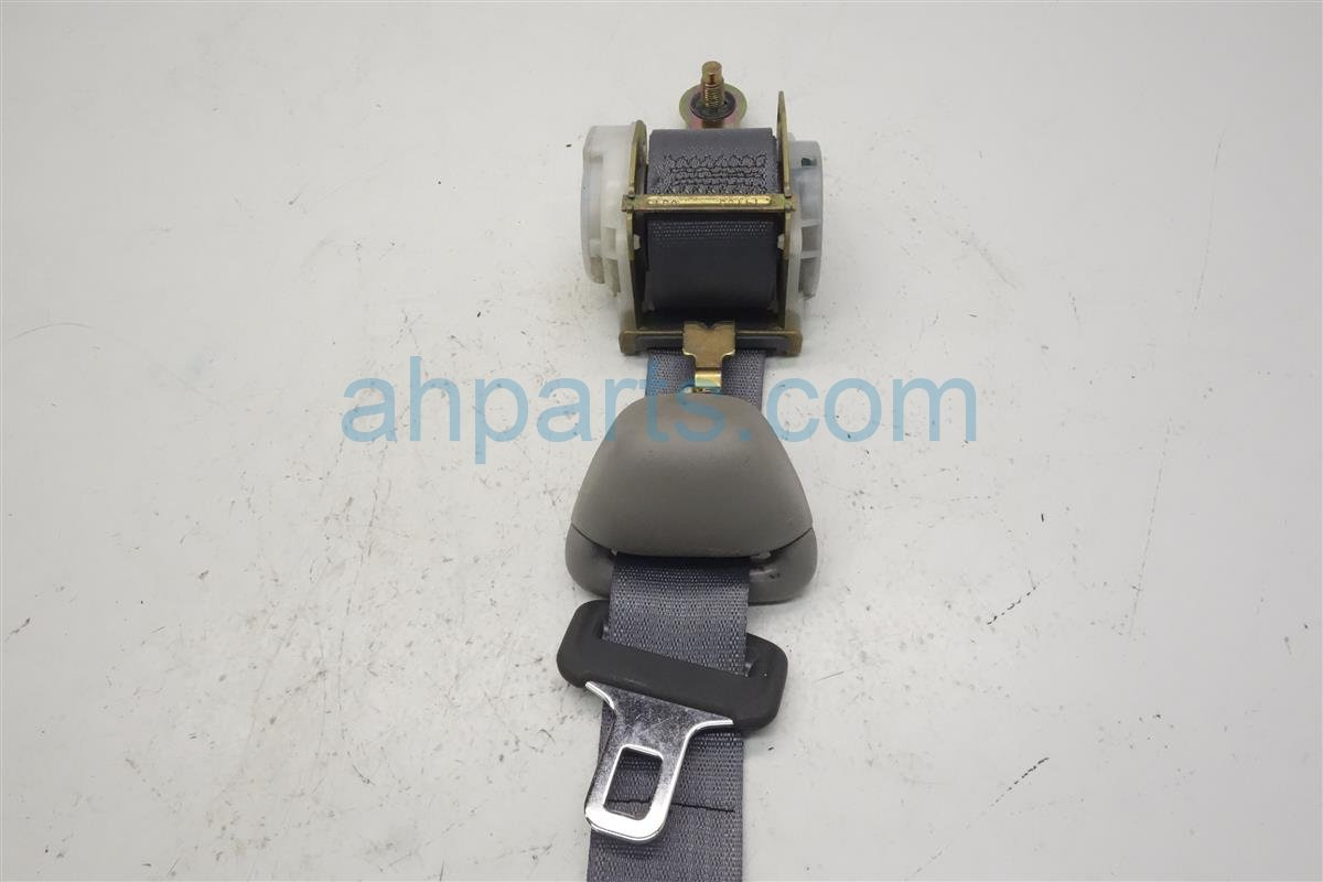 2003 Nissan Frontier Rear Driver Seat Belt   Gray 88845 JM11B Replacement