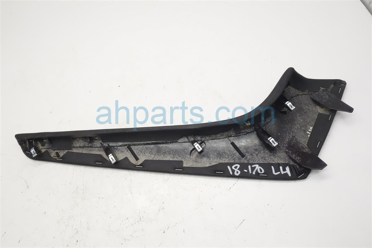 2015 Infiniti Q50 Driver Center Console Trim Pad   Black 68210 4GF0A Replacement