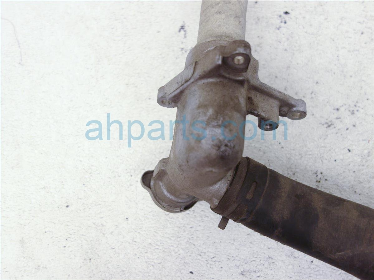 2008 Infiniti G35 Ac Line Water Outlet W/ Pipe & Hose 21021 JK20A Replacement