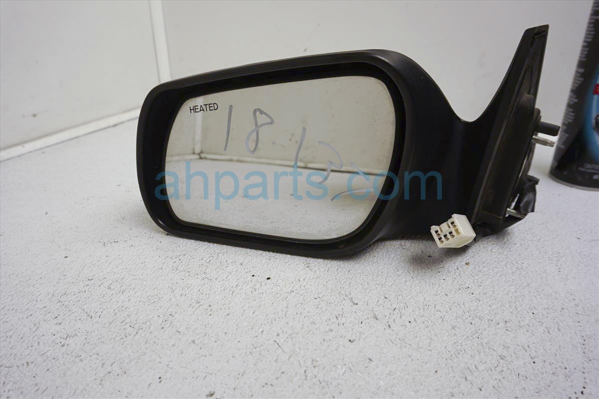 2004 Mazda Mazda 6 Rear Driver Side View Mirror GK2E6918ZBB Replacement