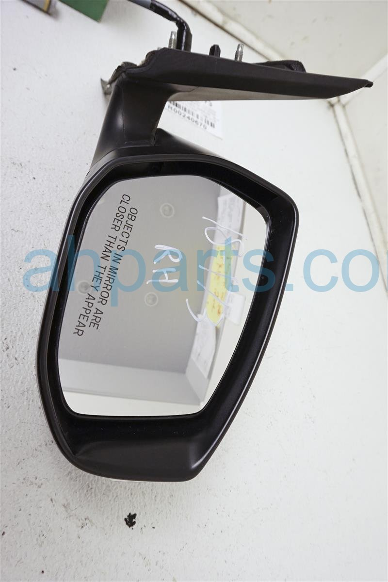 2013 Nissan Altima Passenger Side Rear View Mirror   Blue 96301 3TH3A Replacement