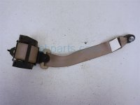 $35 Nissan 2ND ROW RH SEAT BELT - TAN
