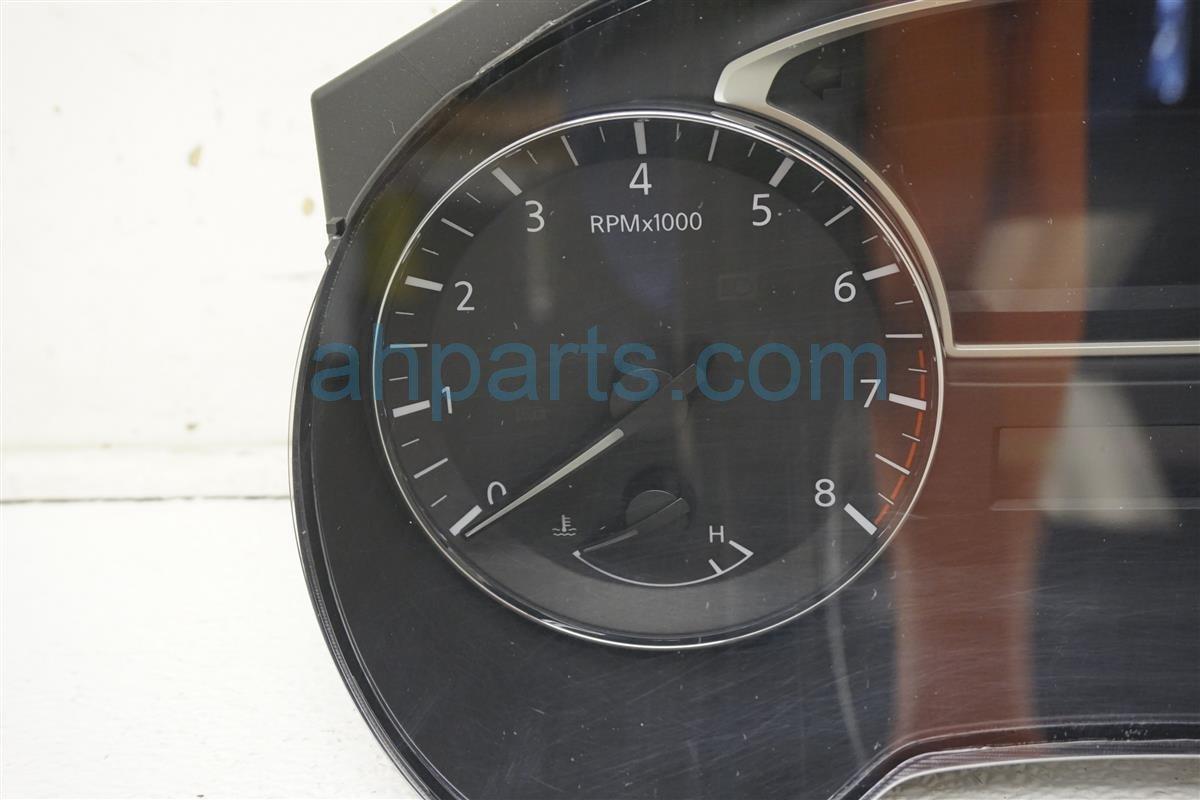 2013 Nissan Altima Gauge Speedometer Instrument Cluster 24810 3TA0B Replacement