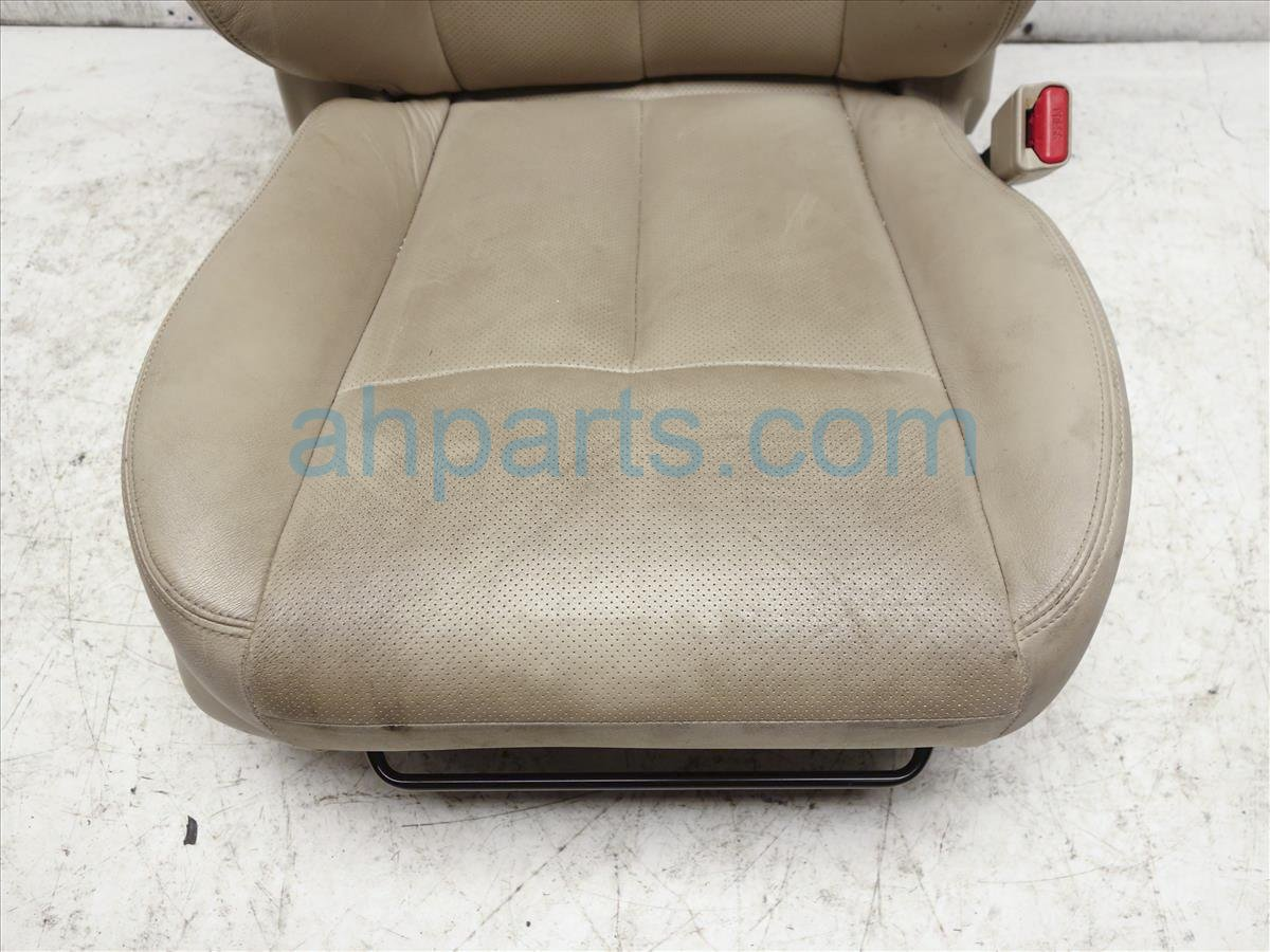 2013 Nissan Altima Front Passenger Seat   Tan Leather 87600 3TD1B Replacement