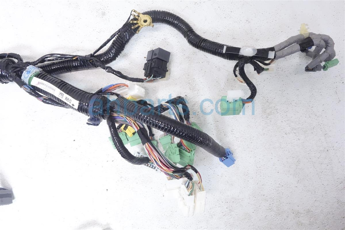 2016 Acura ILX Dashboard Instrument Wire Harness 32117 TV9 A20 Replacement