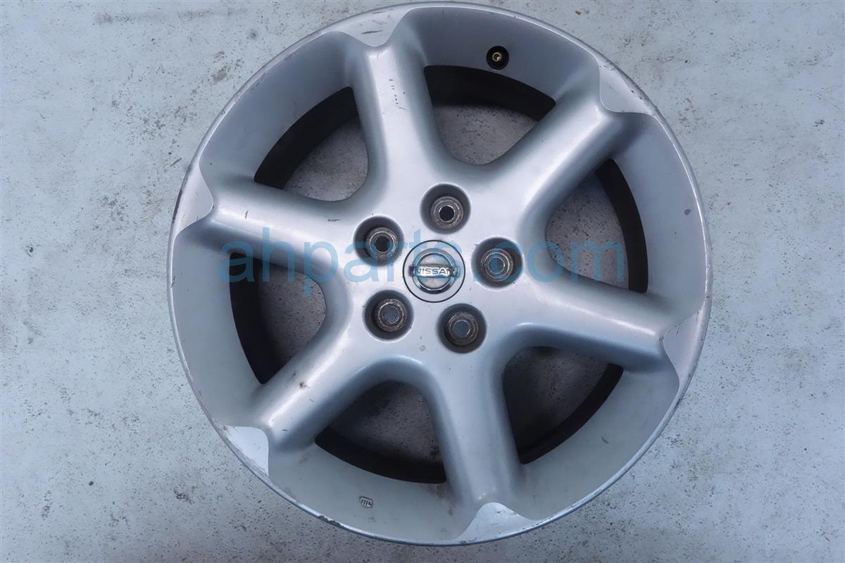 2003 Nissan Maxima Front Driver Wheel / Rim 71x7jj Replacement