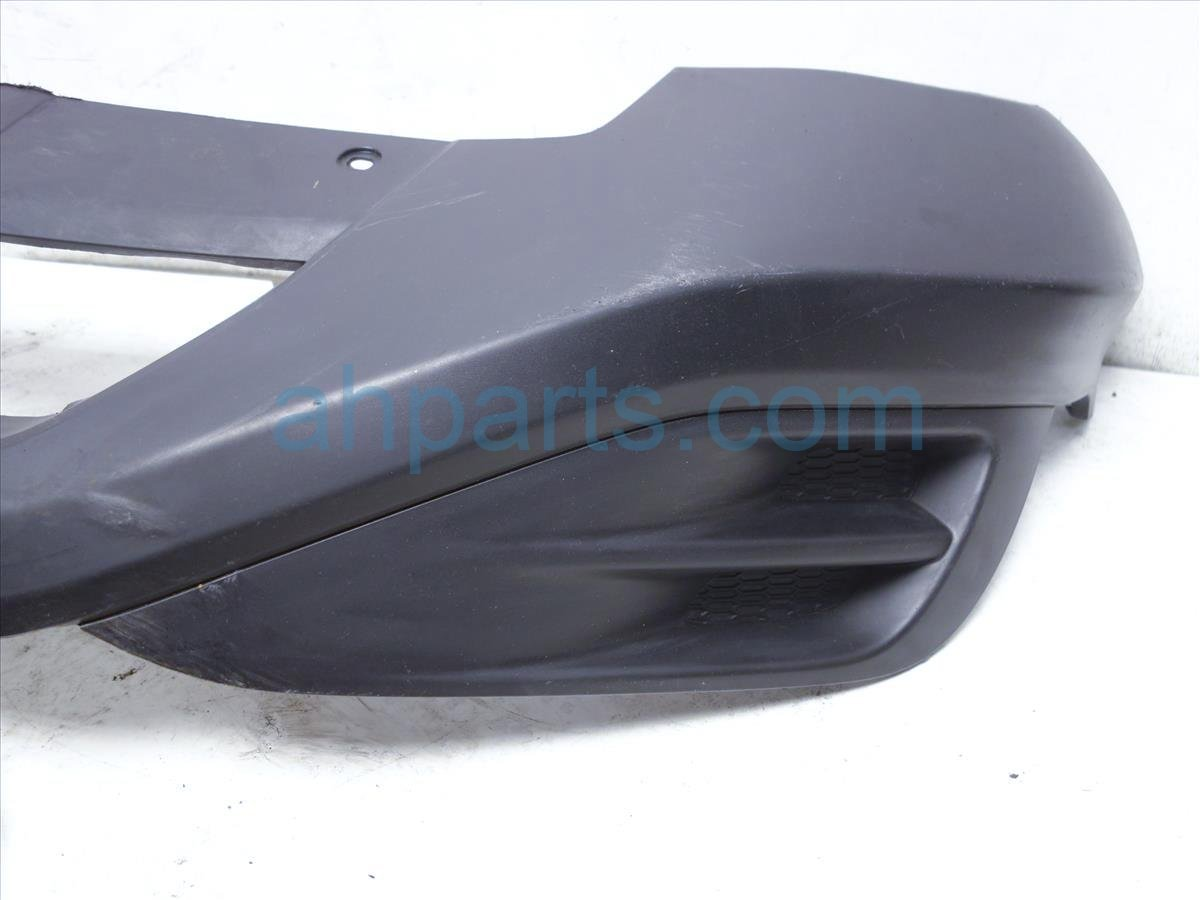2014 Honda CR V Front Lower Bumper Cover Black 71102 T0A A400 Replacement