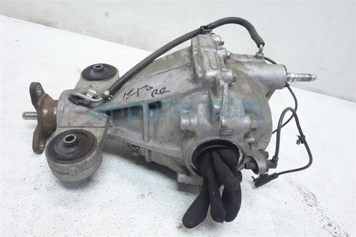 2015 Infiniti Q50 Rear Differentail Assy 38301 4GD4A Replacement