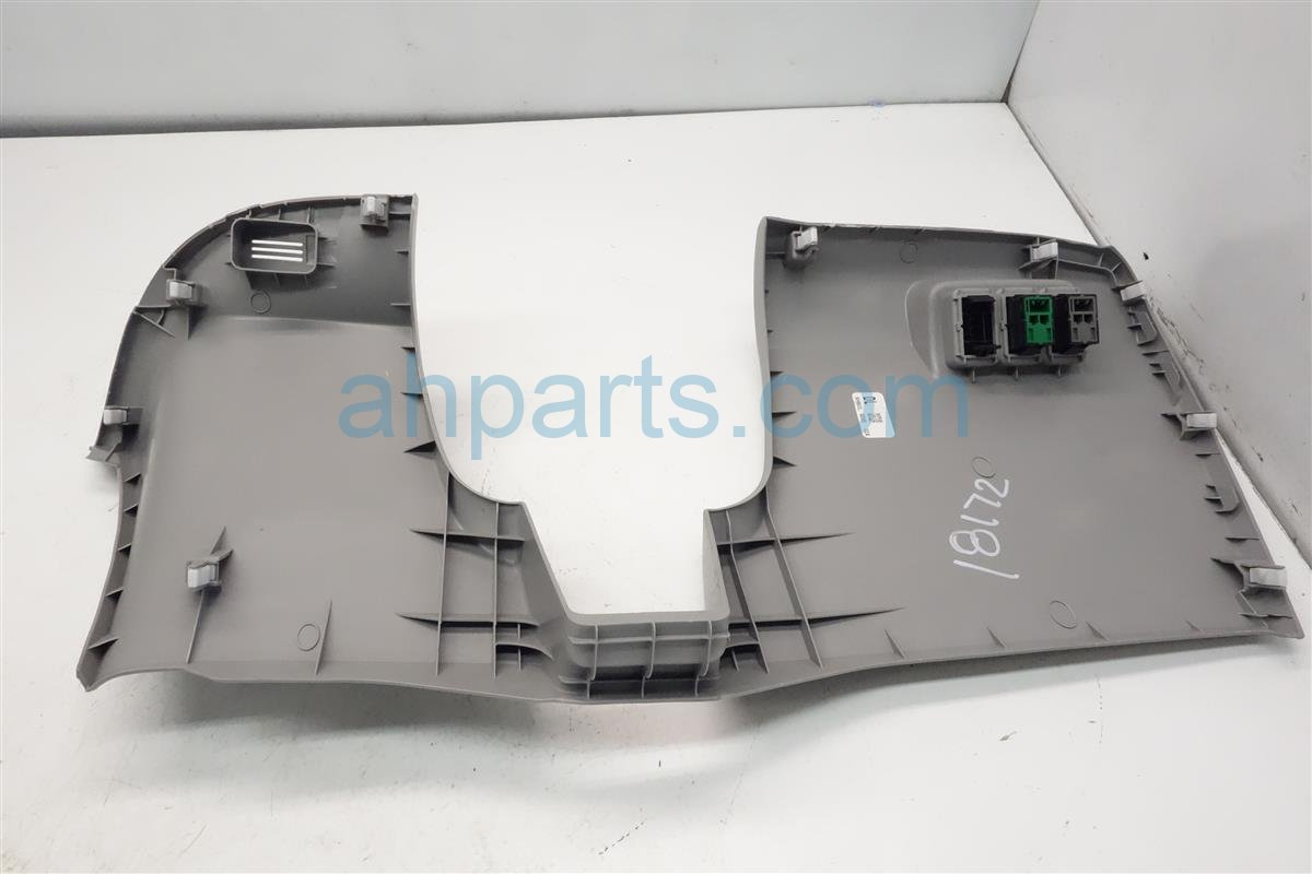 2016 Acura ILX Lower Steering Wheel Bezel   Gray 77360 TX4 A01ZA Replacement